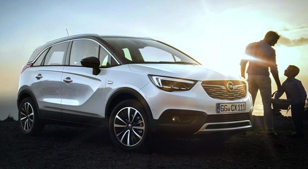 Opel Crossland X affiancherà il Mokka X nella gamma della casa tedesca