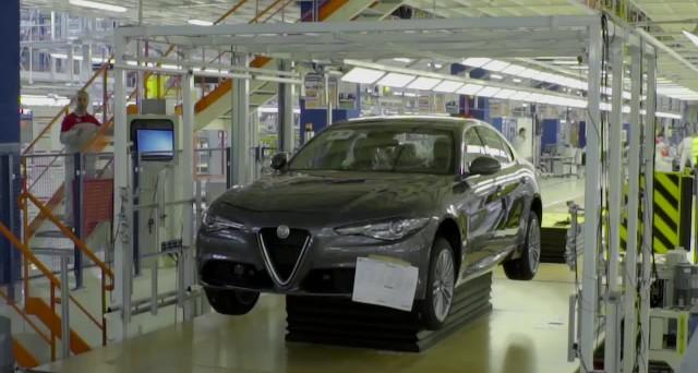 Alfa Romeo Stelvio Cassino