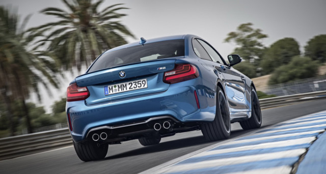 BMW M2 M Performance Edition