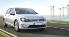 Volkswagen e-Golf: partono le vendite, prezzi da 35.900 euro