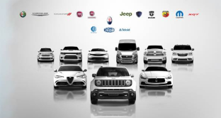 Alfa Romeo, Fiat, Jeep e Maserati