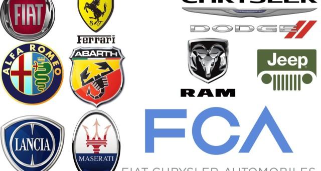 Alfa Romeo, Fiat, Maserati e Jeep