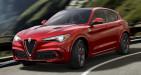 Alfa Romeo Stelvio Quadrifoglio caccia al record del Nurburgring