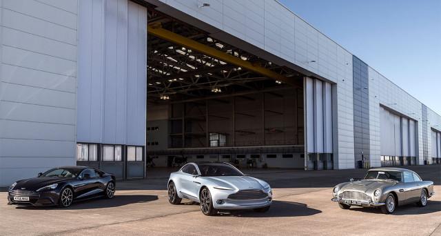 Aston Martin conferma  nuova gamma di vetture sportive a motore centrale