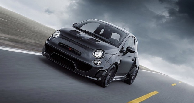 Fiat 500 Pogea Racing: la city car da 404 cavalli di potenza