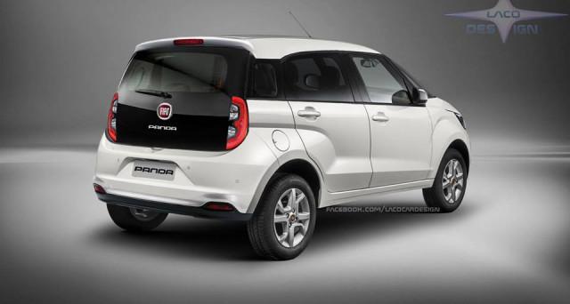 Fiat Panda nuova generazione