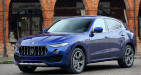 Maserati Levante: richiamo per 3.300 unità per un problema al cambio