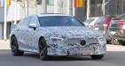Mercedes-AMG GT quattro porte, le prime foto spia