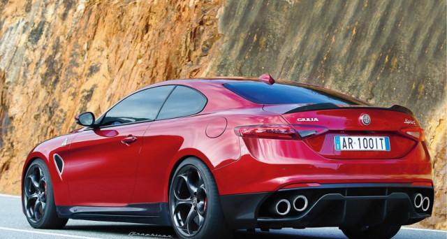 Alfa Rome Giulia Coupé