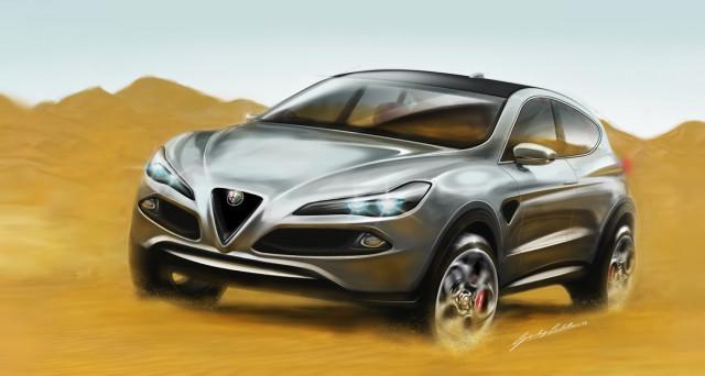 Alfa Romeo C-Suv