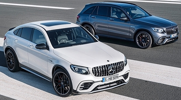 Mercedes - AMG GLC 63 4Matic+