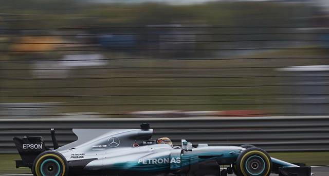 Mercedes Formula Uno
