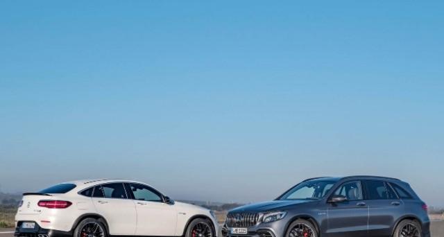 Mercedes GLC63 S e S Coupé