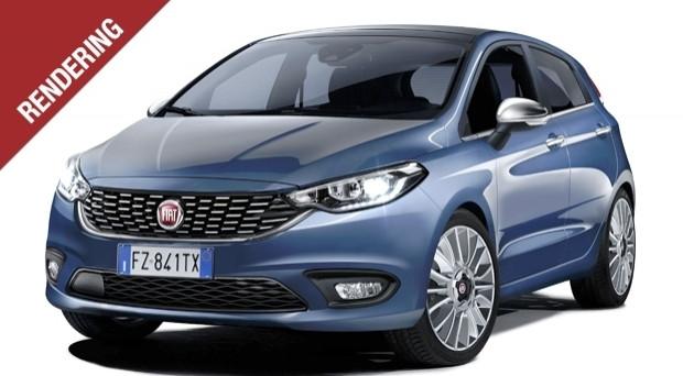 Nuova Fiat Punto 2018