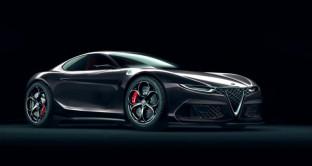 Alfa Romeo 6C 2020