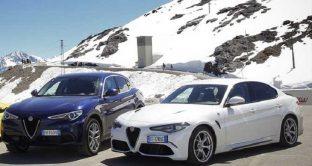Alfa Romeo Giulia e Stelvio