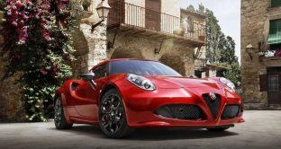 Alfa Romeo 4C Edizione