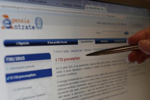SCARICARE MODULO PRECOMPILATO 730