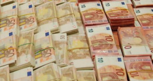 Banconote soldi denaro