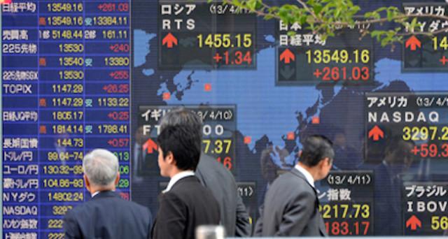 Borsa Tokyo, chiusura in ribasso