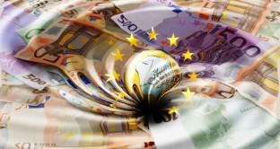 Schwarzes Loch: Europa im Abwärtssog