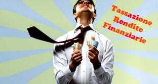 rendite finanziarie