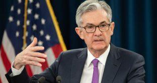 Tassi Fed, stop rialzi nel 2019
